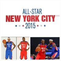 2015 ALL STAR NEW YORK