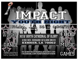 IGNITE IMPACT Youth Night