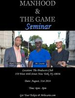 Manhood & The Game Seminar