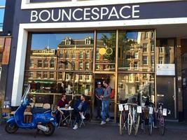 Open BBQ party @ BounceSpace