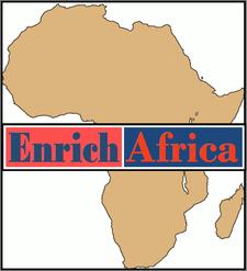 Morin Okenla, Founder - Enrich International logo