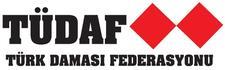 Tüdaf Türk Daması Federasyonu logo