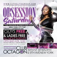 7-19-14 Hot 97 Dj Young Chow At Club Octagon Ladies...
