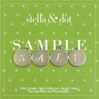 Stella & Dot Team Sample Sale, FALL Preview and...