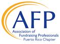 Capítulo de Puerto Rico -- Association of Fundraising Professionals  logo