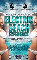 Electric Beach Experience @ Pappy's