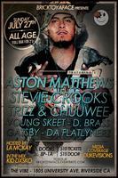 A$ton Matthews Live in Riverside!