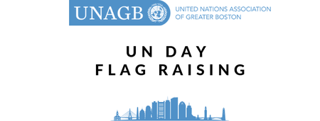 UN Day Flag Raising
