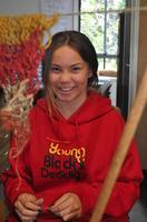 Aboriginal Weaving Workshop (Corroboree Sydney 2014)