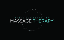 Nashville School of Massage Therapy logo