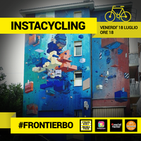 Instacycling e Challenge #insta_FrontierBO con...