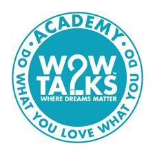 WOW TALKS ACADEMY logo