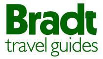 Bradt Travel Guides logo