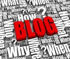 ALUMNI EVENT - Successful Blogging