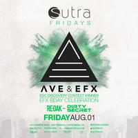 Till Dawn Presents: AVE & EFX