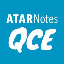 ATAR Notes - QCE logo