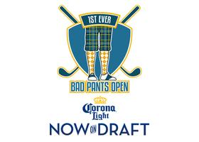 1st Ever Bad Pants Open