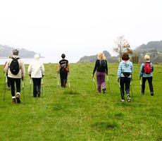 Nordic Walking Beginners Workshop 6th September 09.30