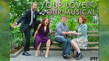 Rebecca & Evan: Your Love, Our Musical - 8/15