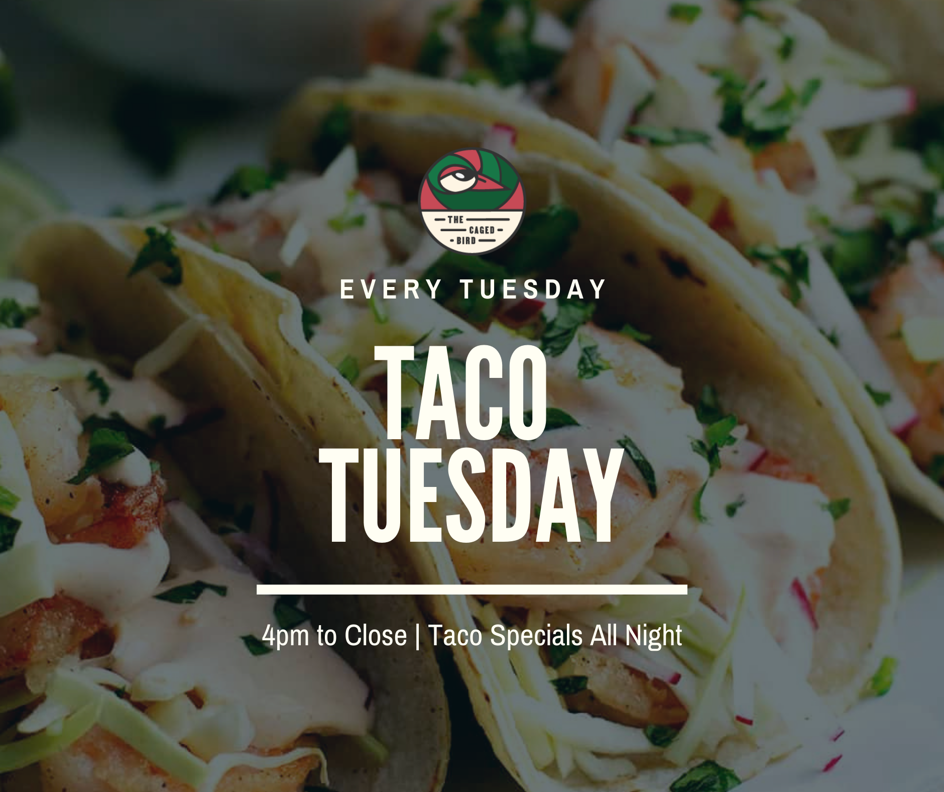 Taco Tuesday | The Caged Bird