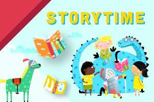 Storytime: Board Games in the library