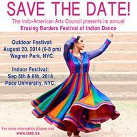 Erasing Borders Dance Festival 2014!