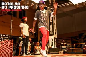 A Batalha do Passinho w DJ Sany Pitbull, MC Junior -...