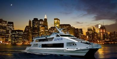 Sunset in Manhattan: A PREMIUM OPEN BAR Yacht Cruise...