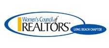 Women's Council of REALTORS® Long Beach logo