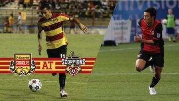 Tailgate Party & Scorpions vs Ft. Lauderdale