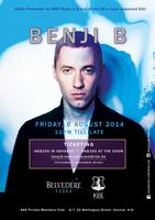 Belvedere presents Benji B (BBC 1 / Deviation)