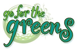 Go for the Greens 2014 Golf Sponsorship Packages