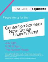 Generation Squeeze NS Launch Party
