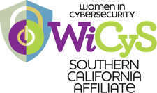WiCyS (Women In Cybersecurity) SoCal Affiliate  logo