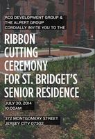 Ribbon Cutting for St. Bridget's Senior Residence