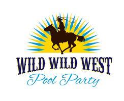 Wild Wild West Pool Party