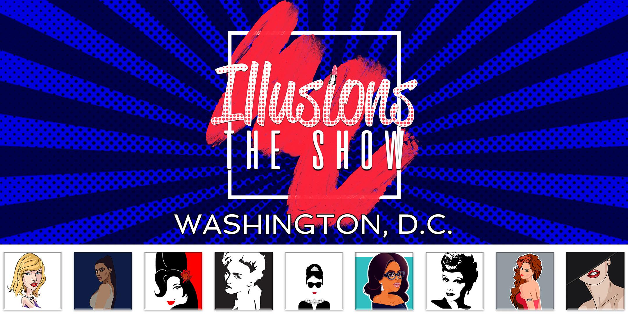 Illusions The Drag Queen Show Virginia Beach - Drag Queen Dinner Show - Virginia Beach