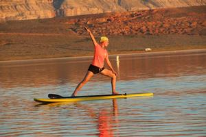 morning SUP Yoga