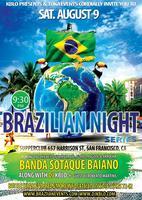 BRAZILIAN NIGHT series