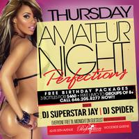 Thurs! Birthdays at Perfection | BDays get Free Bottle...