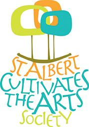 St. Albert Cultivates the Arts Society logo