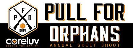 Pull for Orphans!  Annual Skeet Shooting Tournament