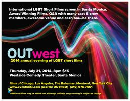 OUTwest - 2014 Annual LGBTS Short Film Fest Night!