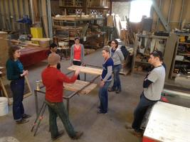 WOODWORKING 101 - 10/11, 10/18, 10/25, 11/1 (Saturday...