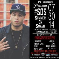 Us Nvr Them and Cris Streetz Present: #SOS Summer On...