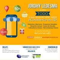 eCommerce  en RD con Jordhy Ledesma