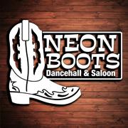 Neon Boots Dancehall & Saloon logo