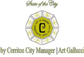 """Art Gallucci's """"State of the City"""" addressed to RE..."""