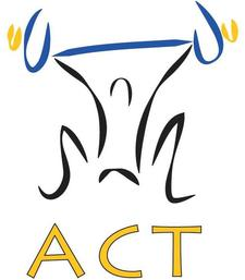 Weightlifting ACT logo