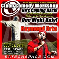 Clean Comedy Workshop